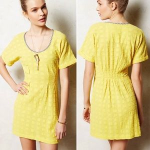 Ace & Jig Yellow Traipse Dress